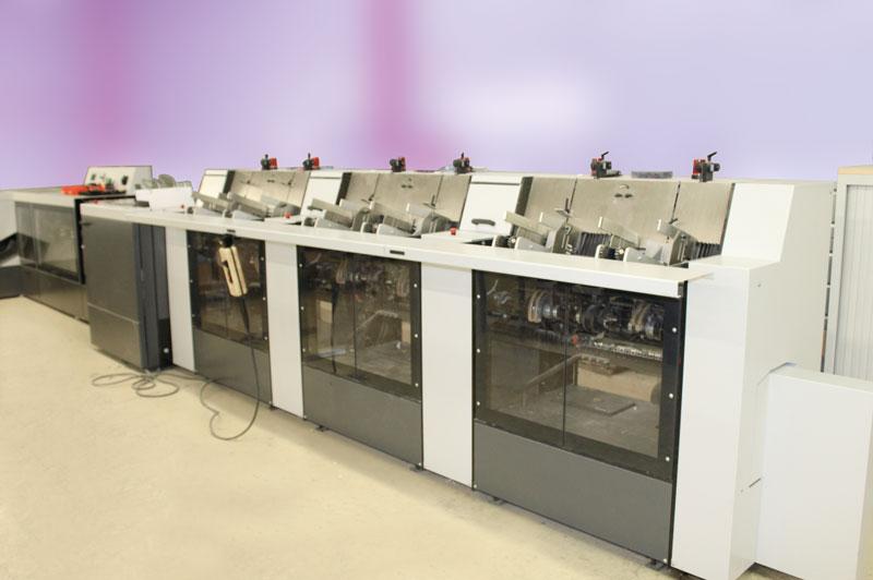 Façonnage imprimerie Lefevre